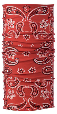 Бандана BUFF TUBULAR BUFF CASHMERE RED