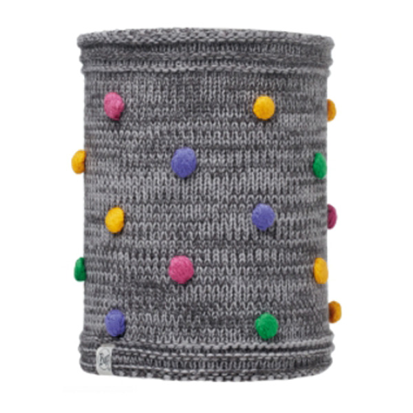 Шарф BUFF 2016-17 KNITTED KIDS COLLECTION CHILD KNITTED & POLAR NECKWARMER BUFF ODELL GREY VIGORE
