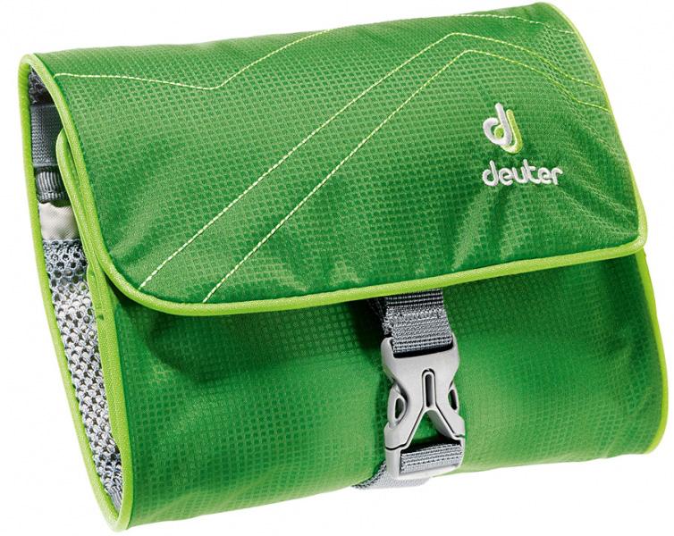 Косметичка Deuter 2015 Accessories Wash Bag I emerald-kiwi