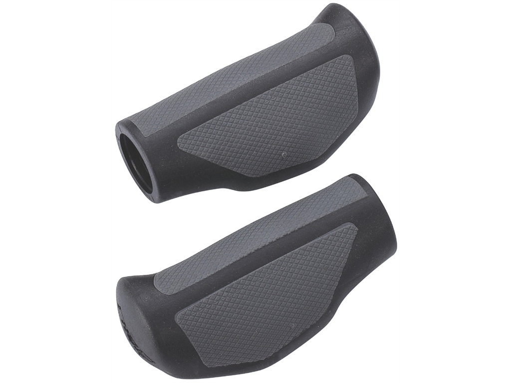 Грипсы BBB InterGrip black grey 92mm (BHG-76)