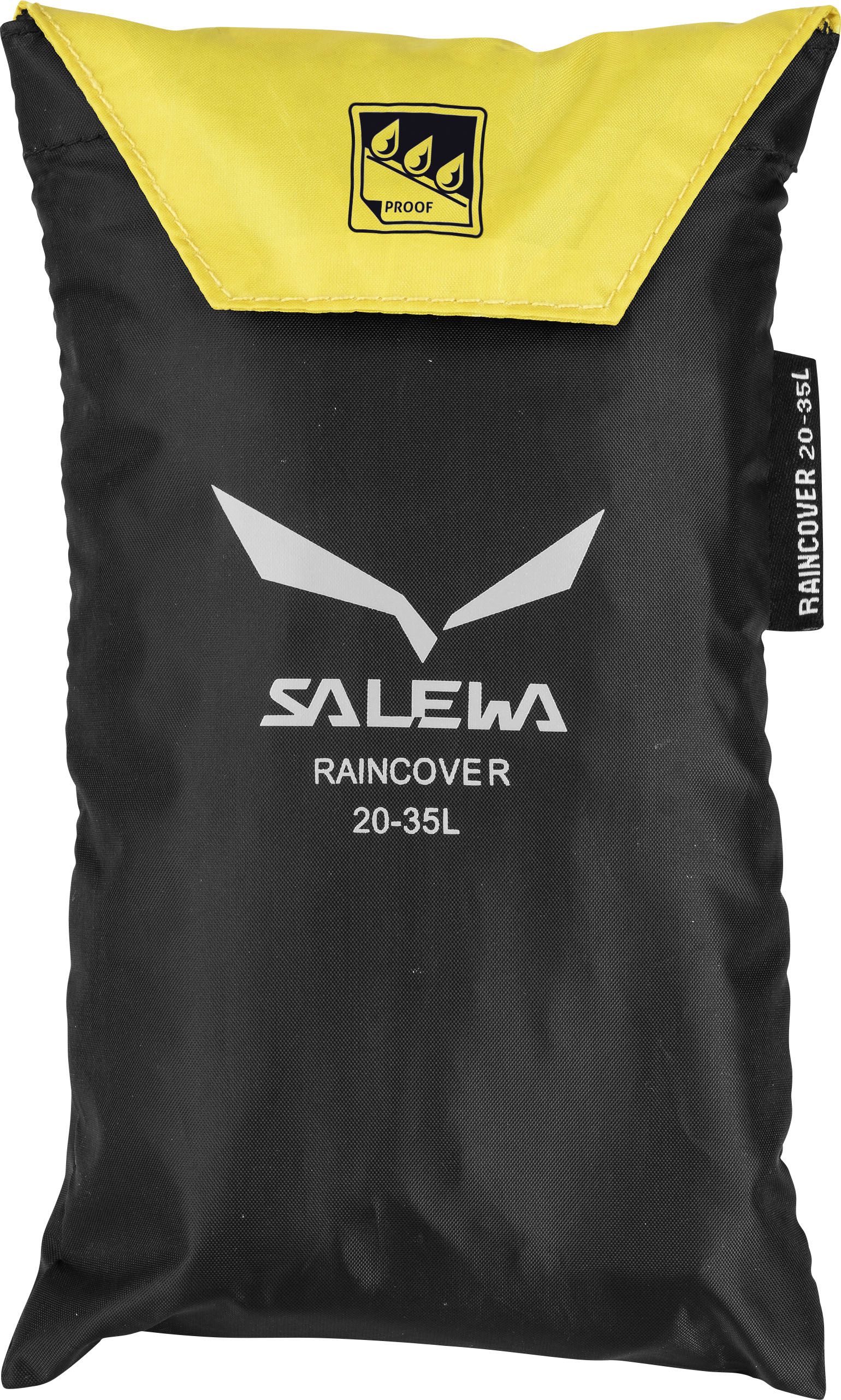 Чехол для рюкзака Salewa 2015 Accessories RAINCOVER FOR BACKPACKS 20-35L YELLOW /