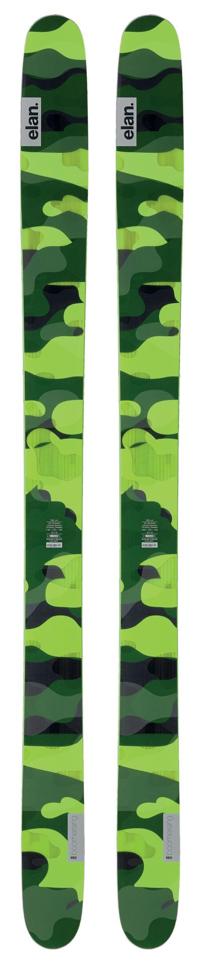 Горные лыжи Elan 2016-17 BOOMERANG