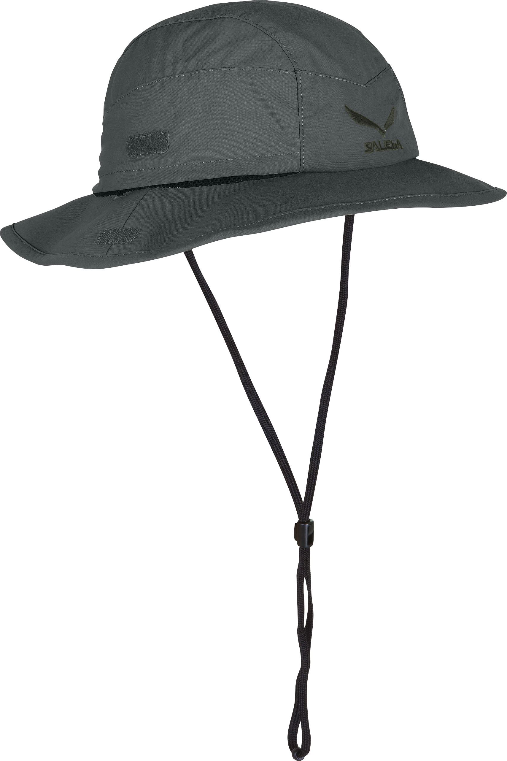 Шляпа Salewa Alpine Headgear SUN PROTECT BRIMMED HAT magnet /