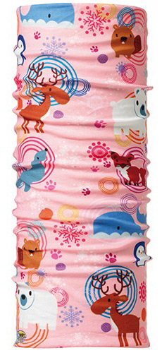 Бандана BUFF KIDS ORIGINAL BUFF WINTER ZOO