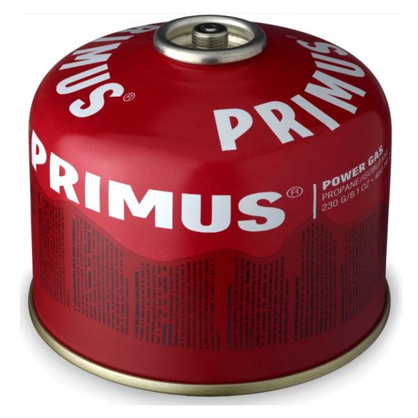 Баллон газовый Primus Power Gas 230g