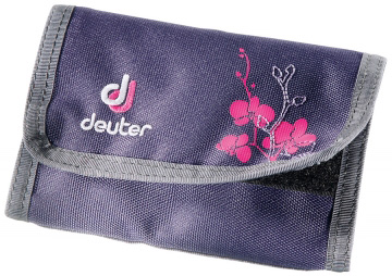 Кошелек Deuter School Wallet blueberry orchid