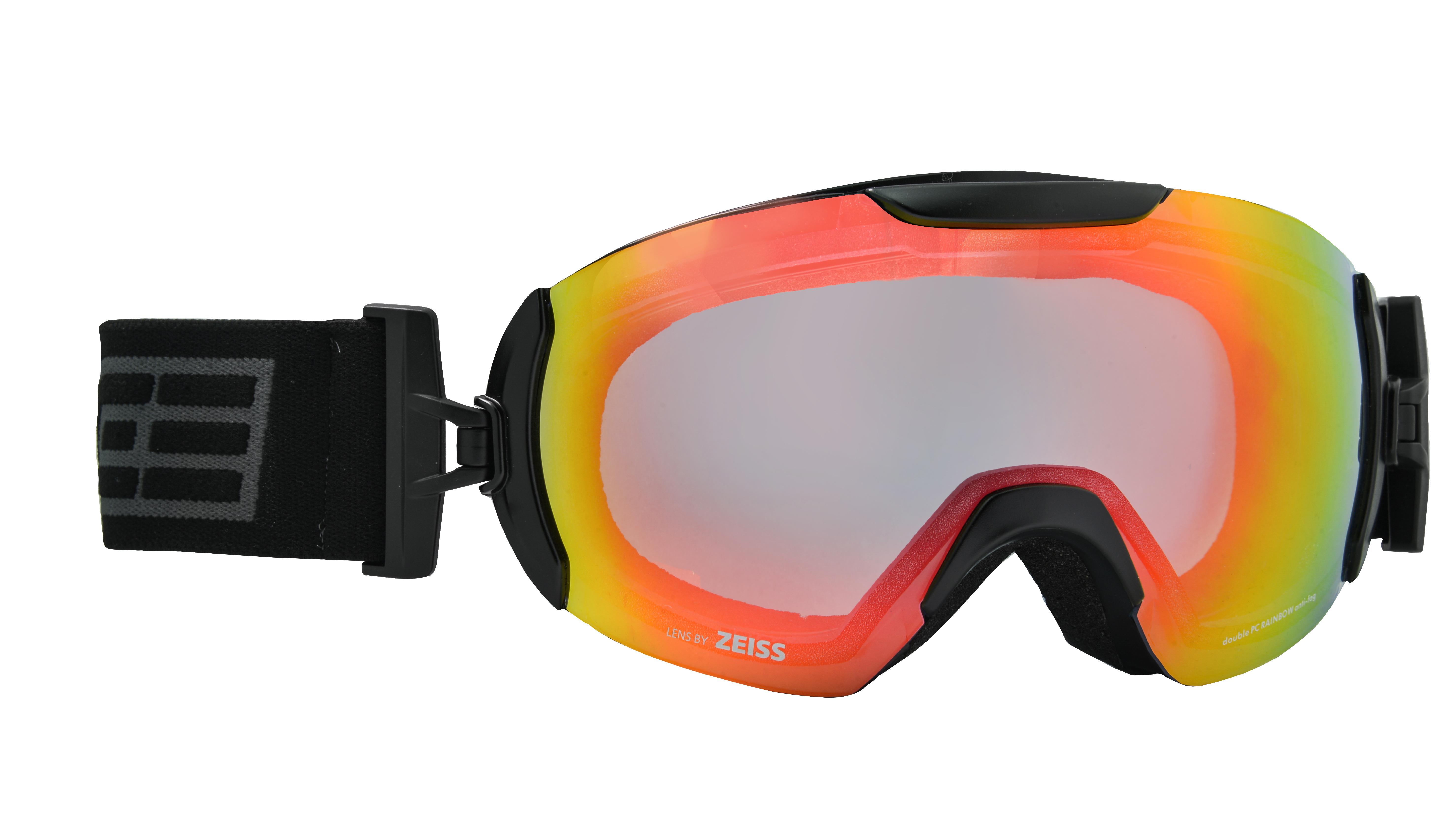 Очки горнолыжные Salice 2016-17 604DARWF BLACK/RW CLEAR
