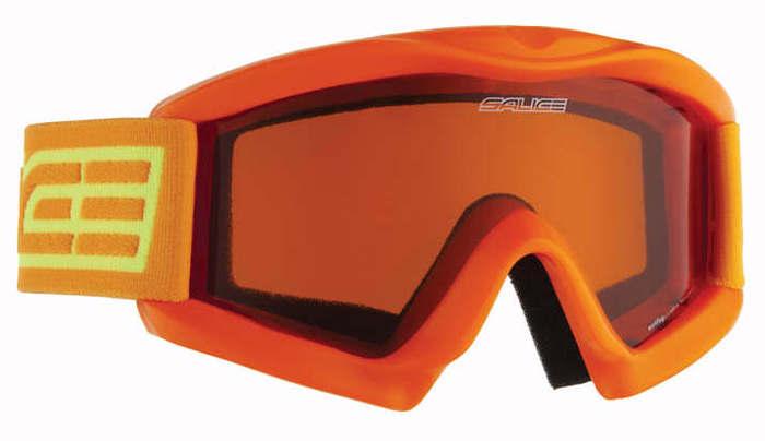 Очки горнолыжные Salice 897DAV ORANGE/ORANGE
