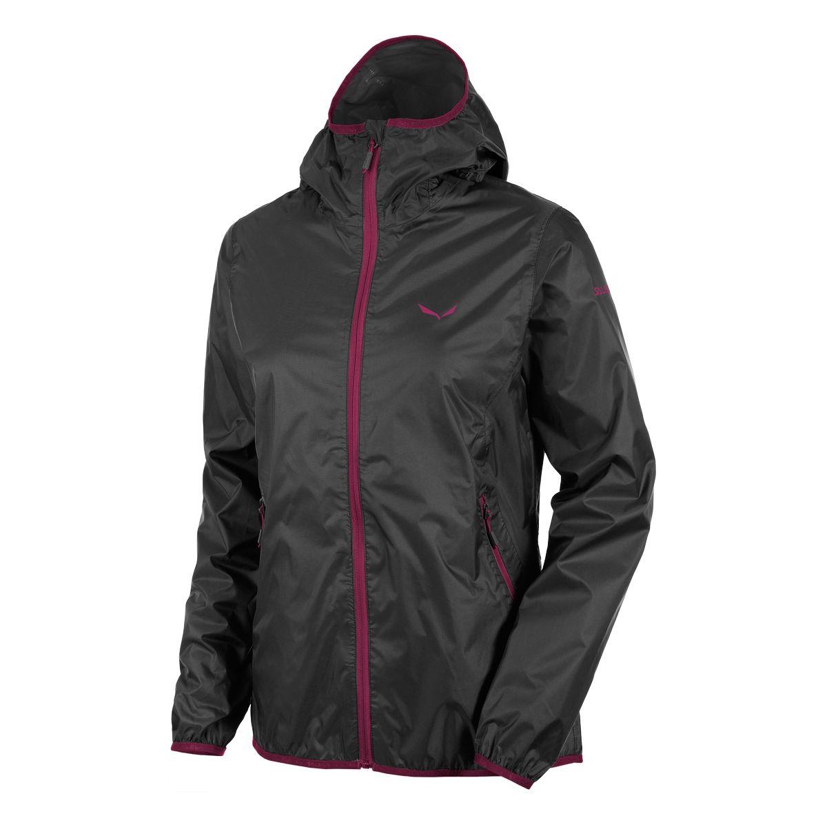 Куртка для активного отдыха Salewa 2016 PUEZ (BRAIES) RTC W JKT black out/6520