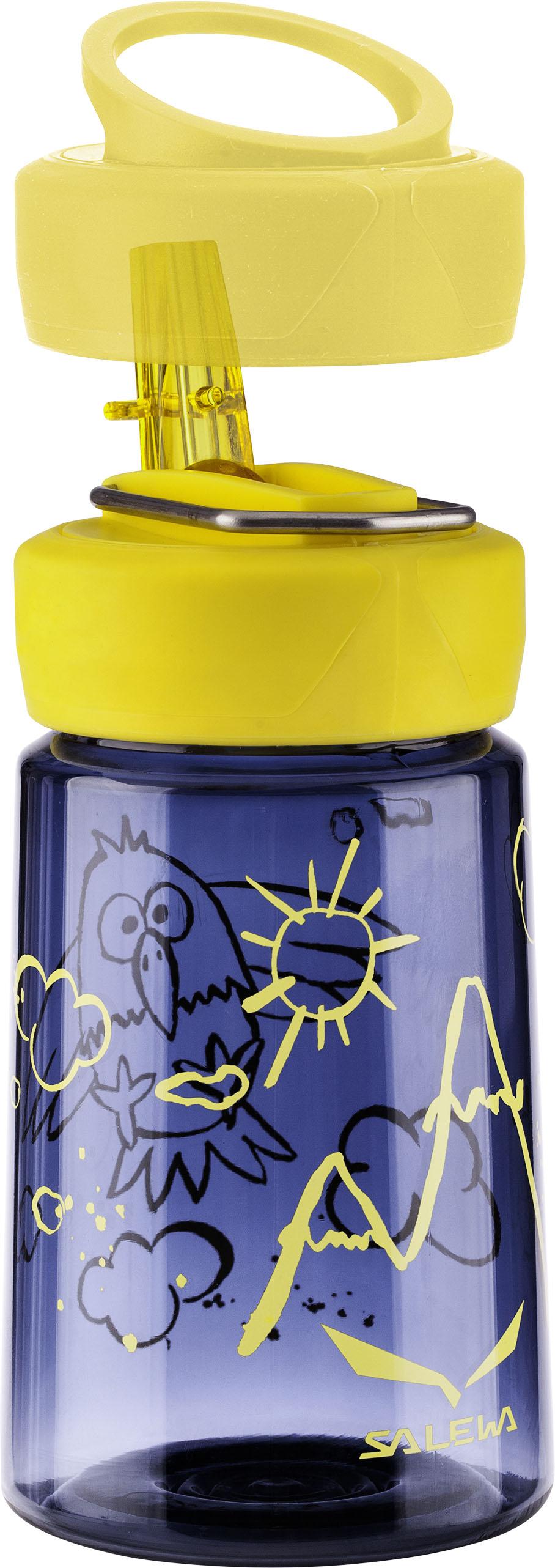 Фляга Salewa Bottles RUNNER KIDS BOTTLE 0,35 L NAVY /