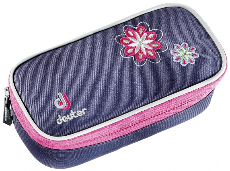 Пенал Deuter 2016-17 Pencil Case blueberry-flower