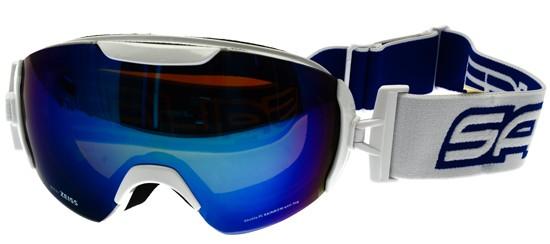 Очки горнолыжные Salice 2016-17 604DARWF WHITE-BLUE/RW BLUE