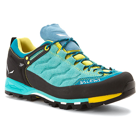 Ботинки для альпинизма Salewa Alpine Approach WS MTN TRAINER Bright Acqua/Mimosa /