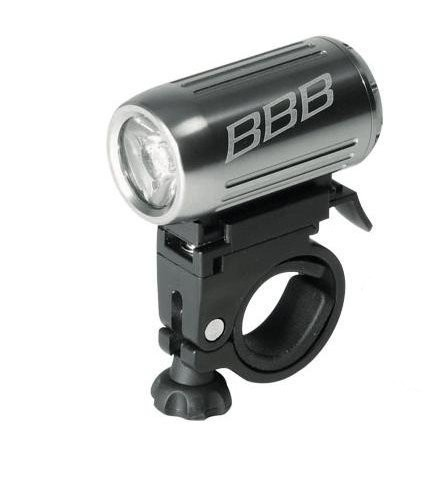 Фонарь BBB HighPower 3W LED silver (BLS-63)