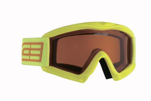 Очки горнолыжные Salice 897DAV YELLOW/ORANGE