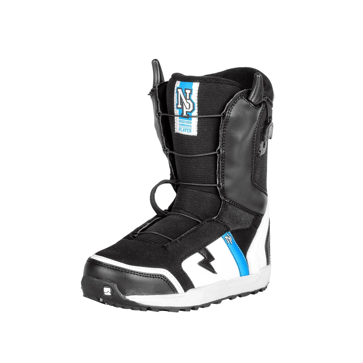 Ботинки для сноуборда NIDECKER 2016-17 YOUTH PLAYER