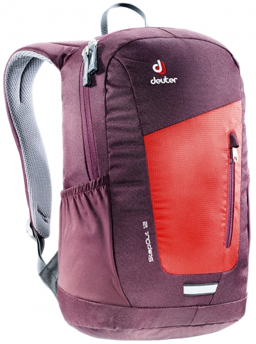 Рюкзак Deuter 2015 Daypacks StepOut 12 fire-aubergine