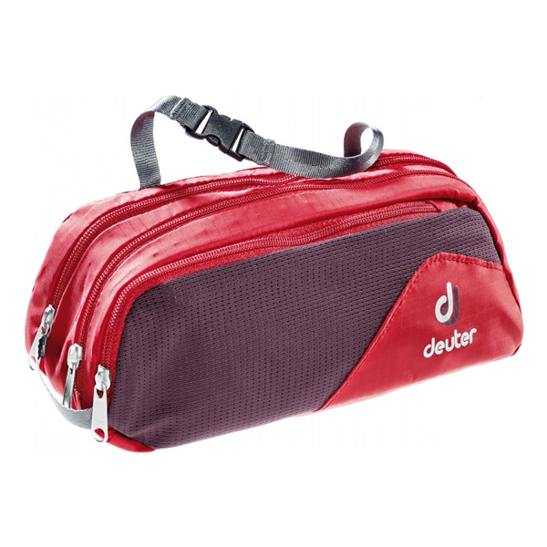 Косметичка Deuter 2016-17 Wash Bag Tour II fire-aubergine