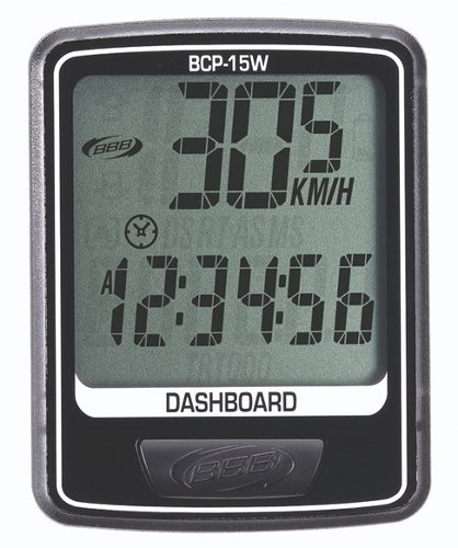 Компьютер BBB DashBoard 10 functions black (BCP-15W)