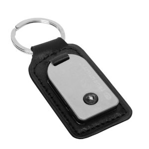 Брелок TRUE UTILITY 2015 KEY-RING ACCESSORIES Leather FobLite Black /