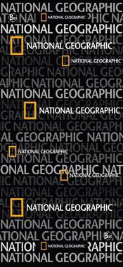 Бандана BUFF TUBULAR NATIONAL GEOGRAPHIC BUFF NG LOGO 2