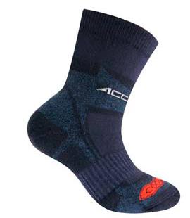 Носки ACCAPI TREKKINGULTRALIGHTJR blue (синий)