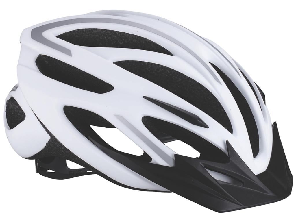 Летний шлем BBB 2015 helmet Taurus white silver (BHE-26)