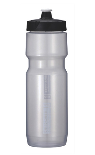 Фляга вело BBB 750ml. CompTank clear/black (BWB-05)