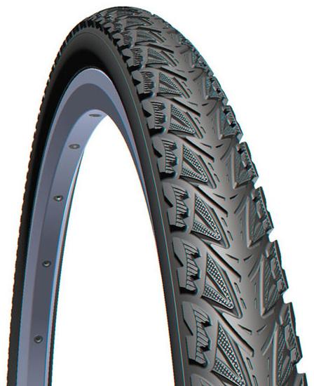 Велопокрышка RUBENA V71 SEPIA 700 x 40C (42-622) CL черный