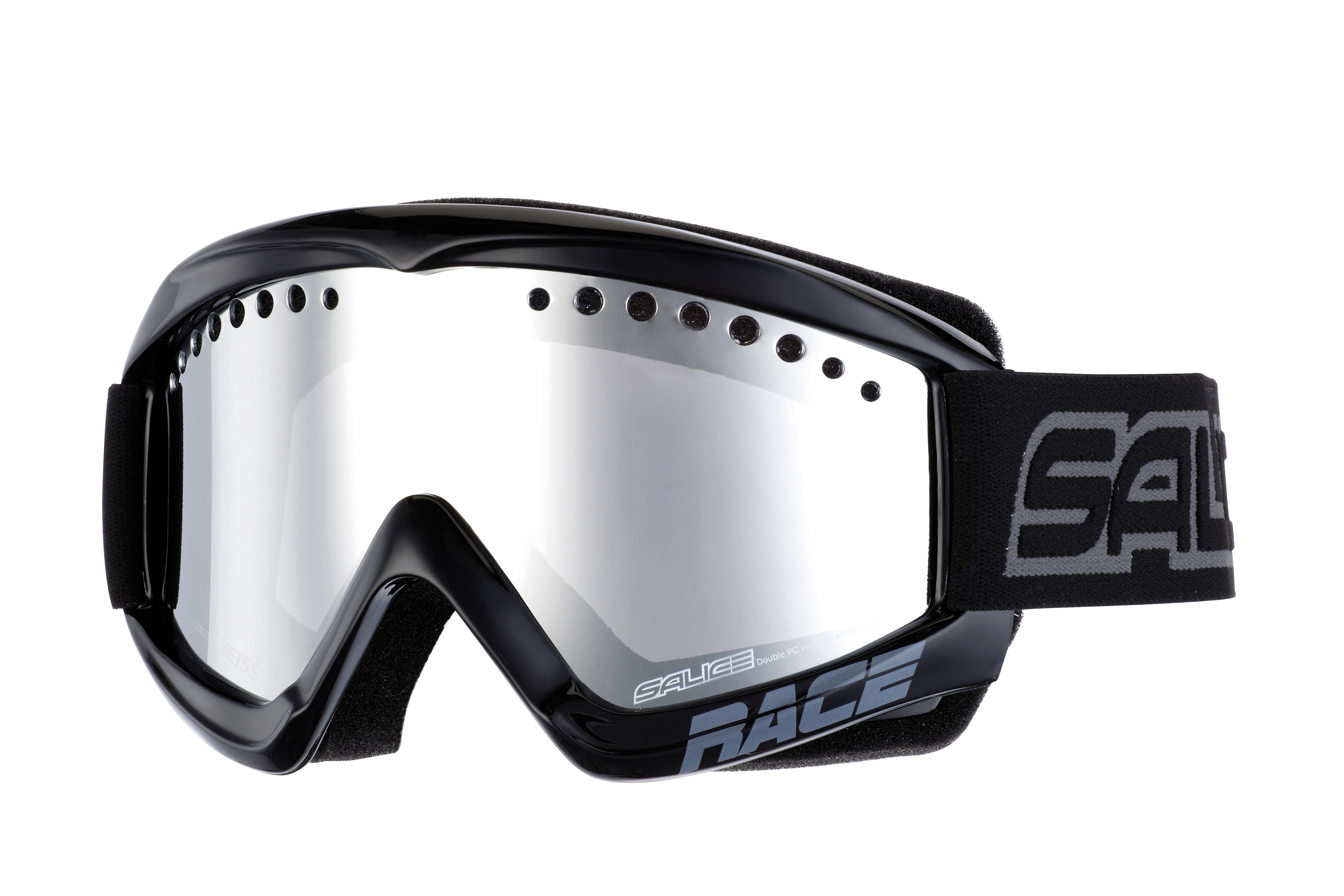 Очки горнолыжные Salice 2016-17 969DAFV BLACK/CLEAR