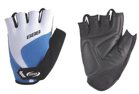Перчатки велосипедные BBB Classic blue (BBW-42)