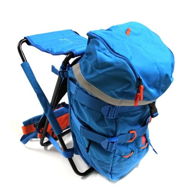 Рюкзак-стул Silva Chair backpack 45L Blue, Рюкзаки для охоты и рыбалки - арт. 681370285