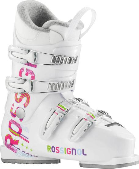 Горнолыжные ботинки ROSSIGNOL 2015-16 FUN GIRL J4 WHITE