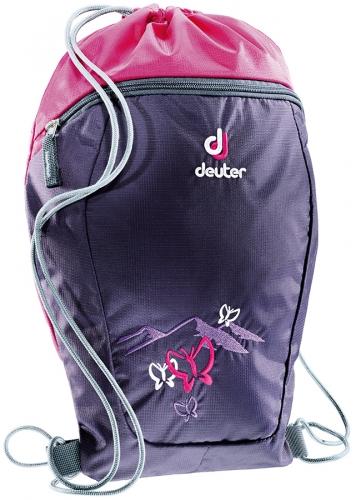 Сумка для сменки Deuter 2015 School Sneaker Bag blueberry butterfly