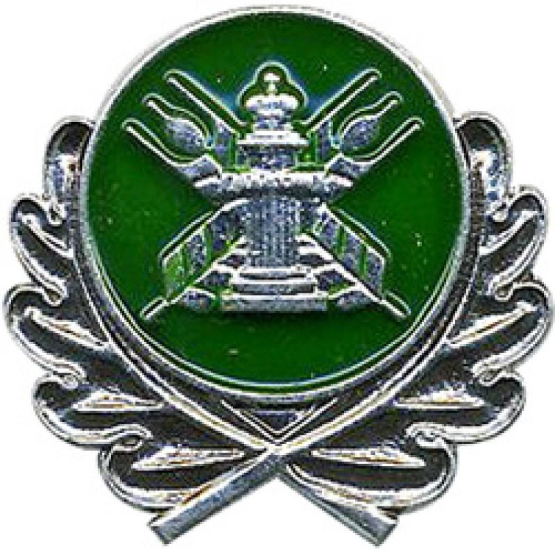 Эмблема петличная Россельхознадзор металл