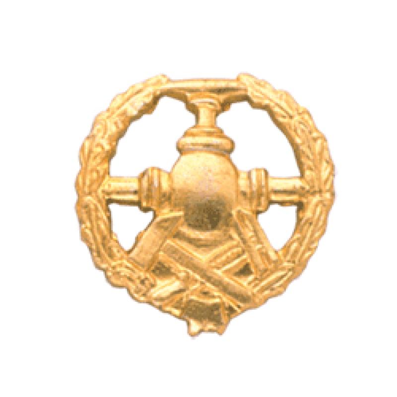 Эмблема петличная Служба горючего повседневная металл