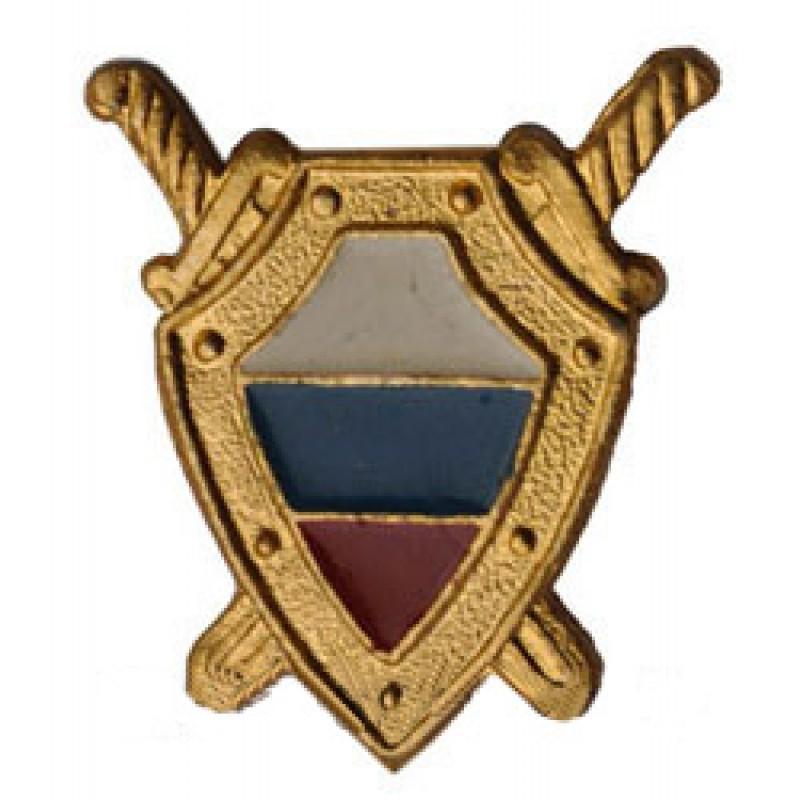Эмблема петличная Налоговая полиция металл