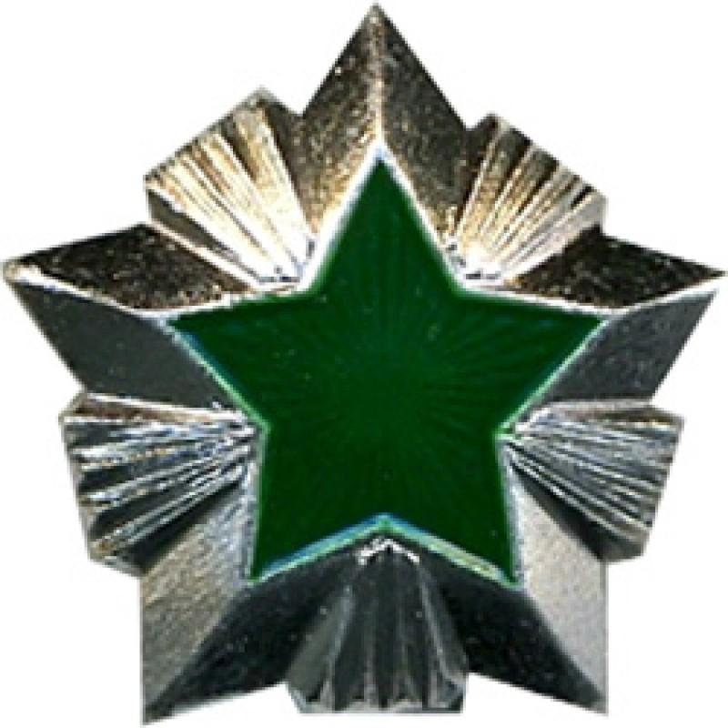 Знак различия Звезда Россельхознадзор малая металл