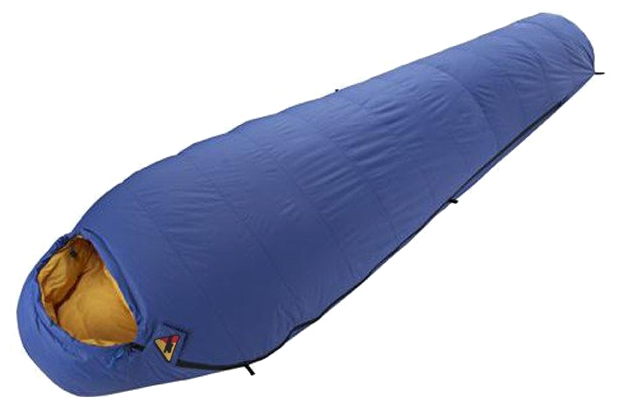 Спальник пуховой Баск PAMIRS 700+FP M