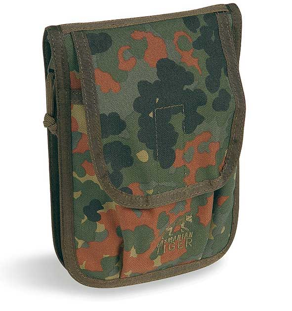 Органайзер TT NOTE BOOK POCKET FT flecktarn 2, 7924.464
