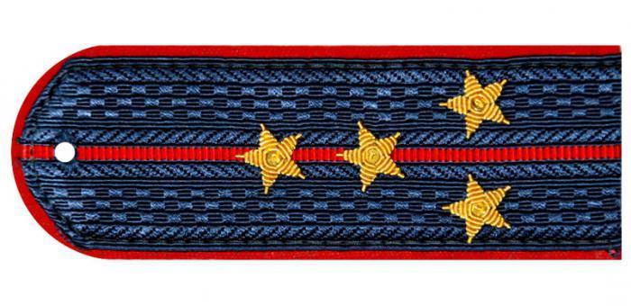 погоны генерала полиции нового образца фото - фото 3