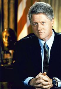 Билл Клинтон является самым известным владельцем часов Timex