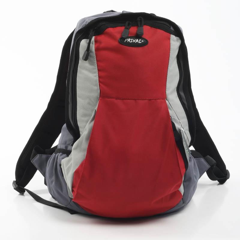 Рюкзак PRIVAL Азимут 30 красный