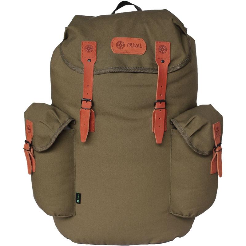 Рюкзак PRIVAL Скаут 70 зеленый