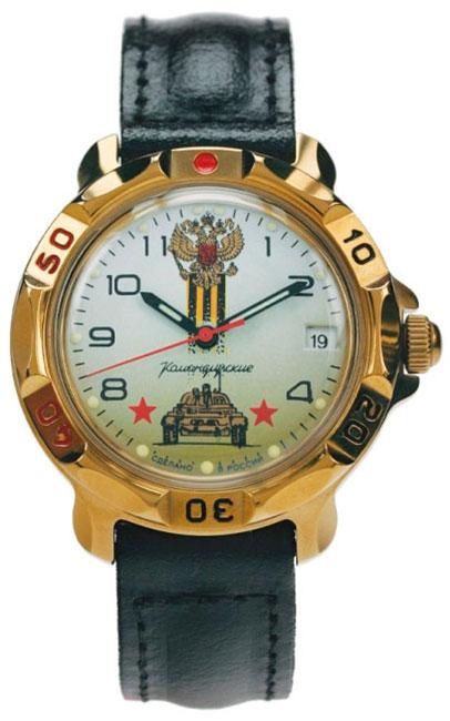 Мужские наручные часы Восток Командирские Танковые 439943