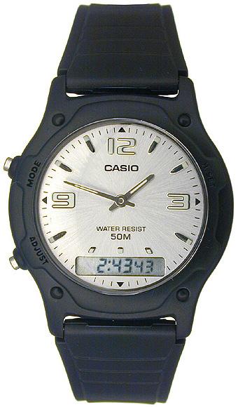 Часы Casio AW-49HE-7A