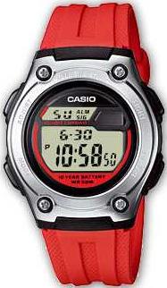 Часы Casio W-211-4A