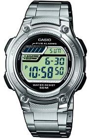 Часы Casio W-212HD-1A