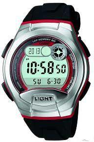 Часы Casio W-752-4B