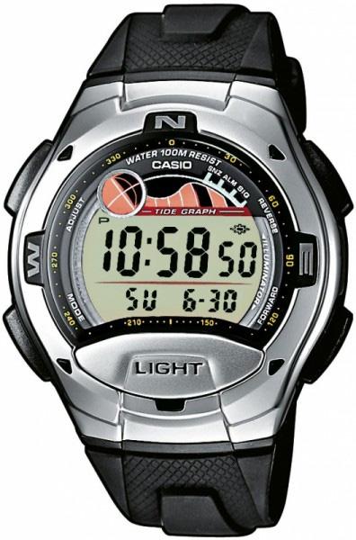 Часы Casio W-753-1A